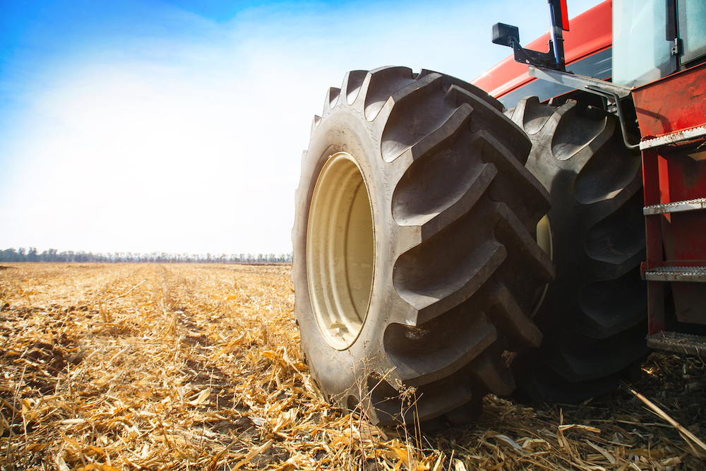 Tractor Tyre Repairs