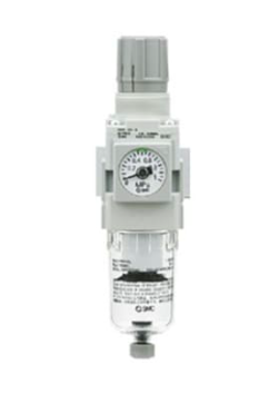 SMC AW Air Regulator with water trap